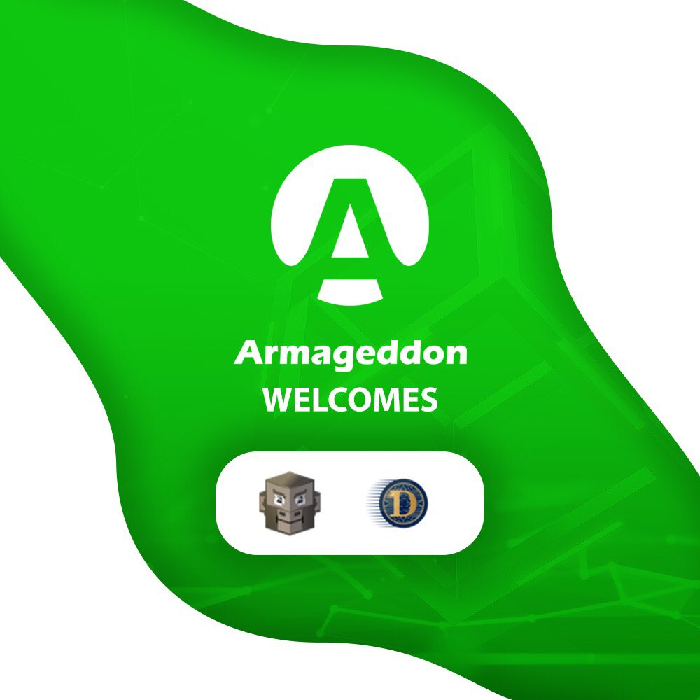 Welcome to the Armageddon Platform! Masternode Hosting simplified by $AGDN!   @MONKEYPROJECT_ $MONK @xDirectCoin $XDRC  Reliable #masternode hosting for only 30 cents per day!    http:// p.armageddon.cc  &nbsp;  <br>http://pic.twitter.com/6DPzo2r6kH