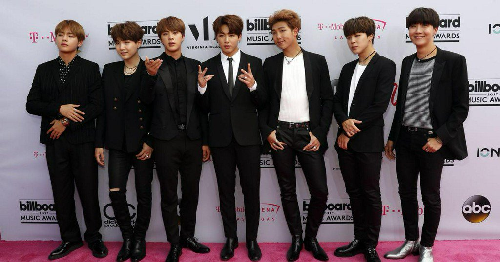 K-pop boy band 'BTS' give some buzz to staid UN https://t.co/y2I1k90y28