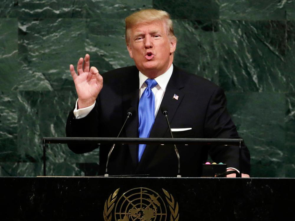 At the UN, an unrepentant Trump is set to rattle foes and friends alike https://t.co/q5YaGFXj1Y