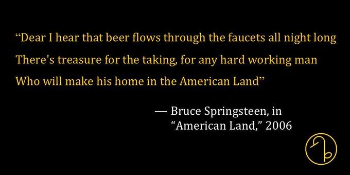 Happy Birthday American singer-songwriter and musician Bruce Springsteen (September 23, 1949- )