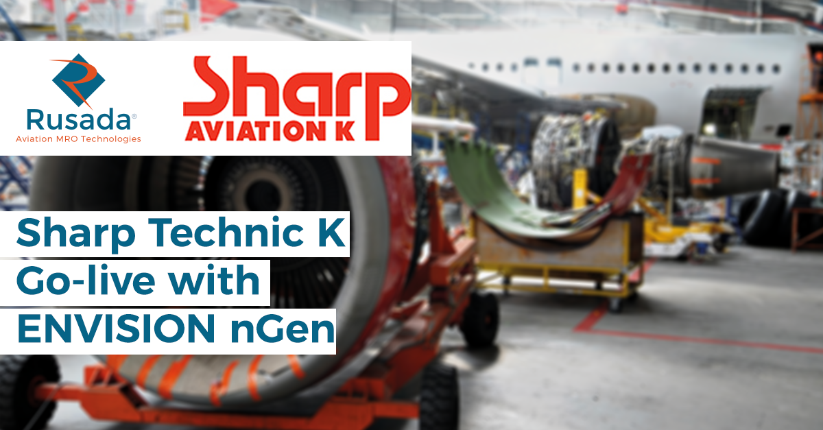 Sharp Technic K have gone live with ENVISION nGen. Read all about it here! https://t.co/NpmLAjhfsv