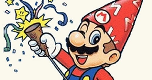 Happy 129th Birthday Nintendo!!