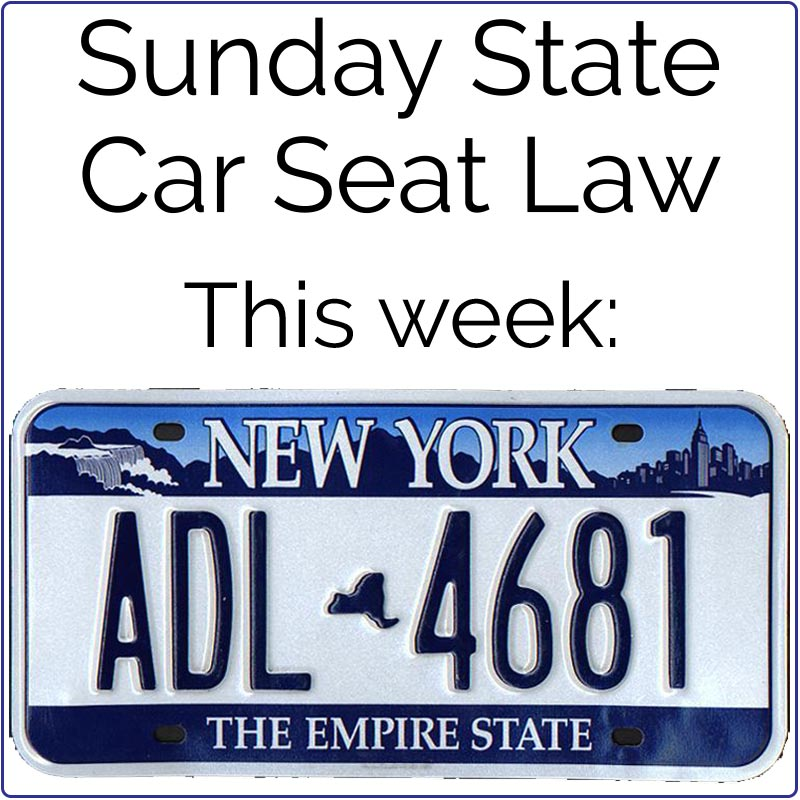 Read The Specifics Saferide4kids Car Seat Laws By State NewYork Pictwitter Z5BZ05Q8WL