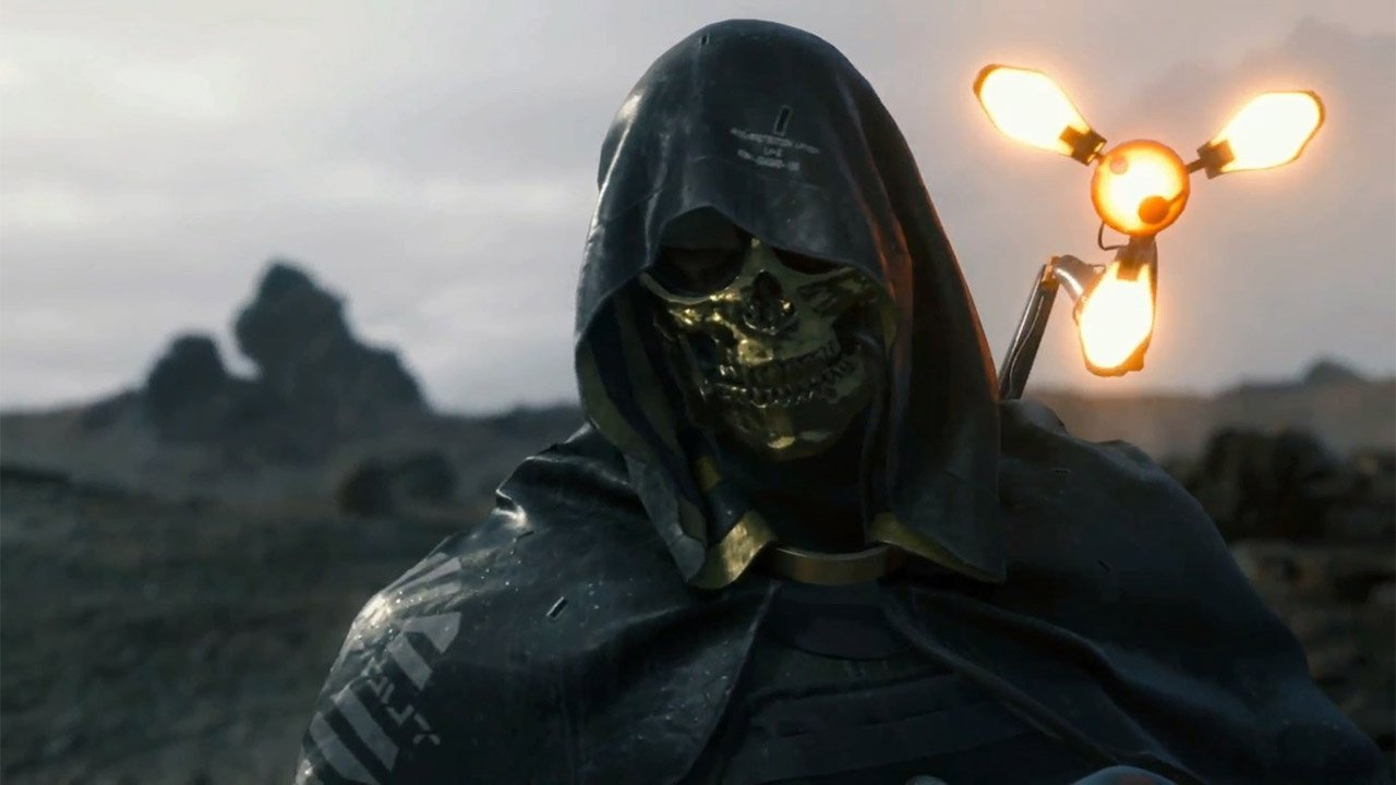 Check out this official gameplay trailer for Death Stranding from TGS 2018!  https://t.co/QjBU3vXAWE https://t.co/CfGq2ozuhd
