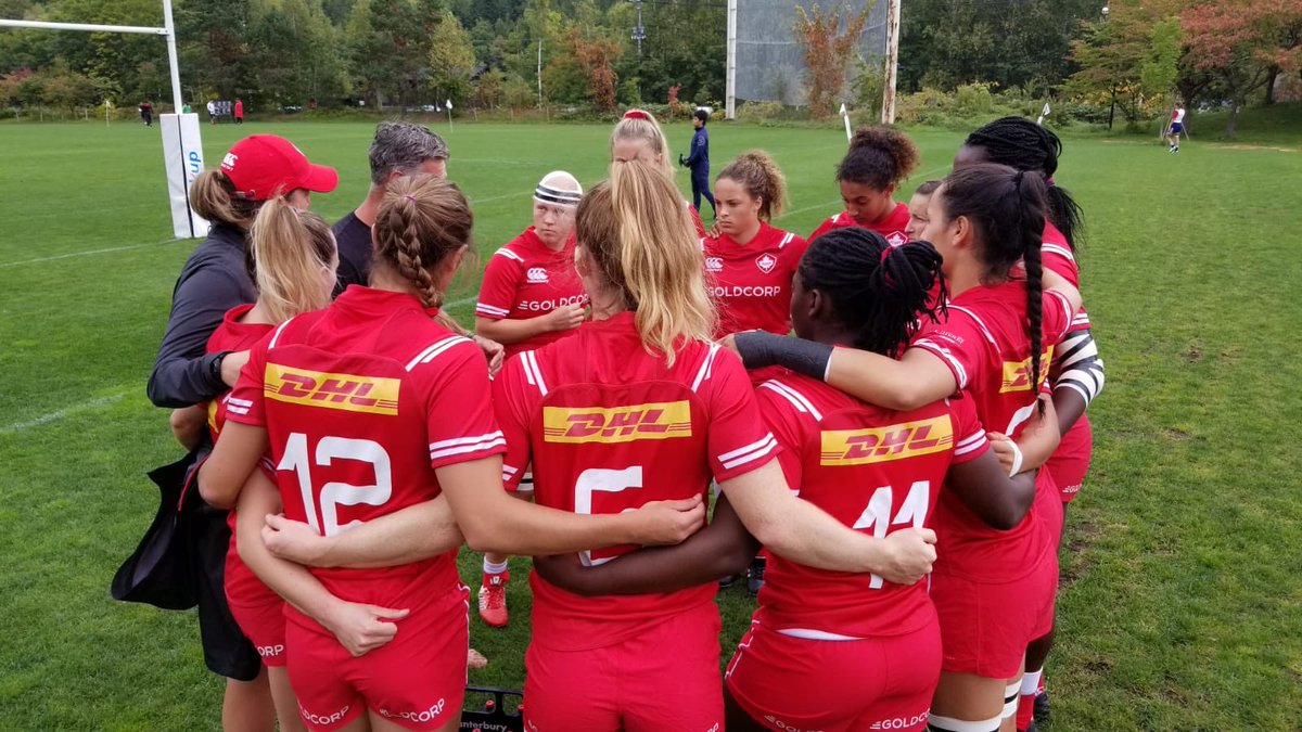 29-12 win for our Maple Leafs over @USARugby to open day two of #Hokkaido7s in 🇯🇵! #RugbyCA #RC7s 🍁🏉