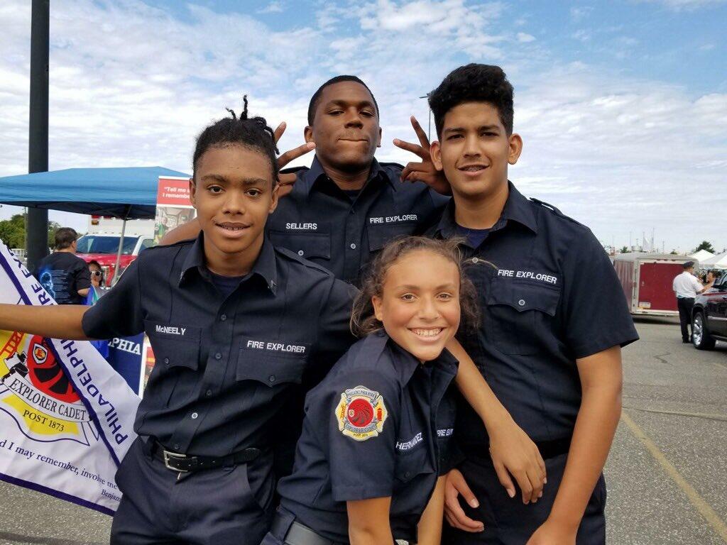 Philadelphia Fire Explorers Post 1873 on Twitter: