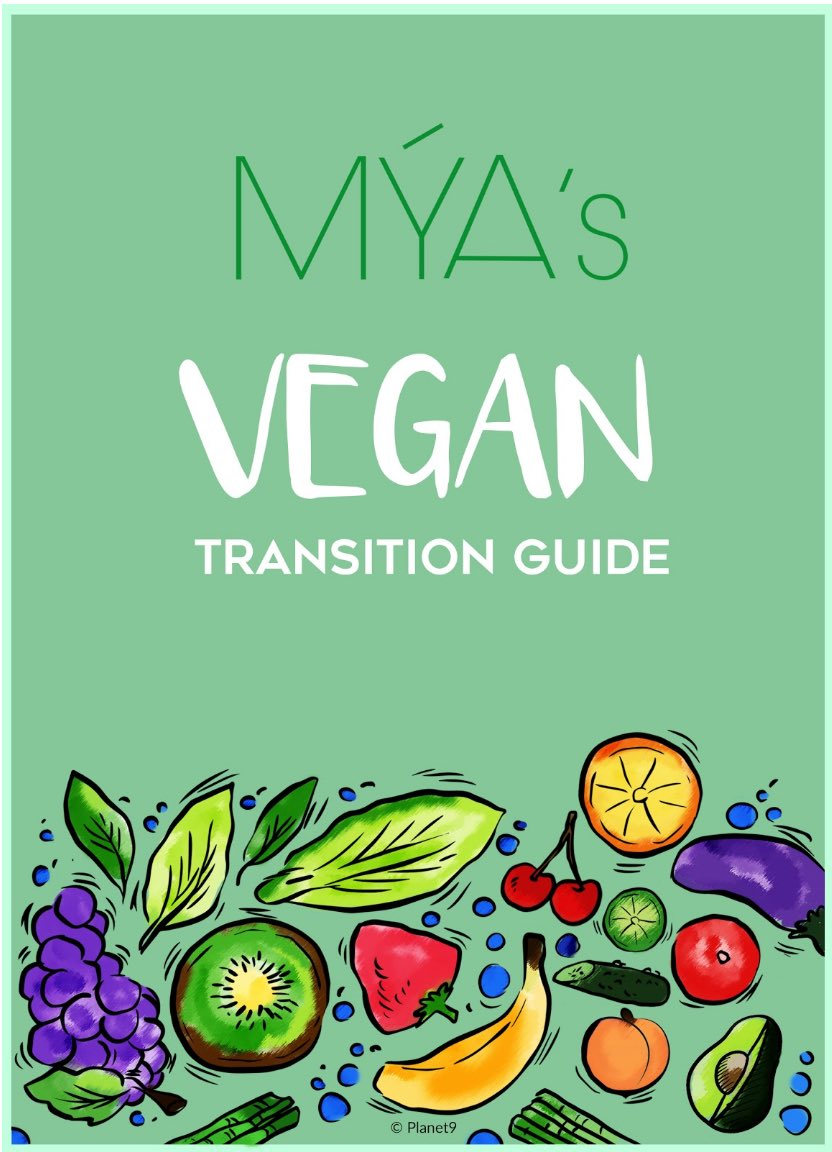 Wanna go vegan but not sure how?  Download your copy of my FREE #Vegan Starter Guide at https://t.co/hI9AGhgzRA