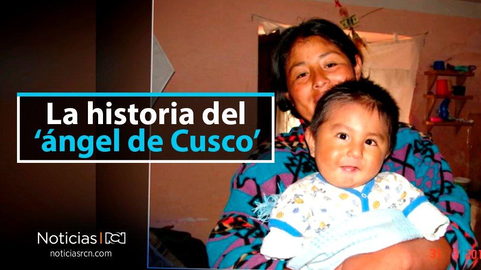 El sueño de Ángel Gabriel, el niño que nació sin brazos ni piernas https://t.co/S0JZPJFGAO   #4Caminos https://t.co/VkguMUyS3R