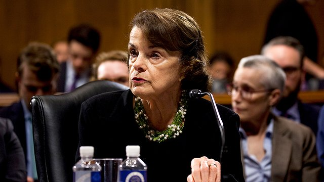 Feinstein calls for delay on Kavanaugh vote after new allegation https://t.co/gwnFcKeqqM