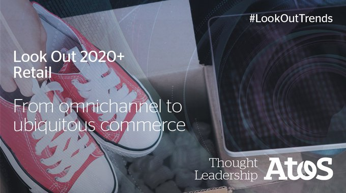 Take a look at the 10 technologies that will shape the future of #retail #LookOutTrends...
