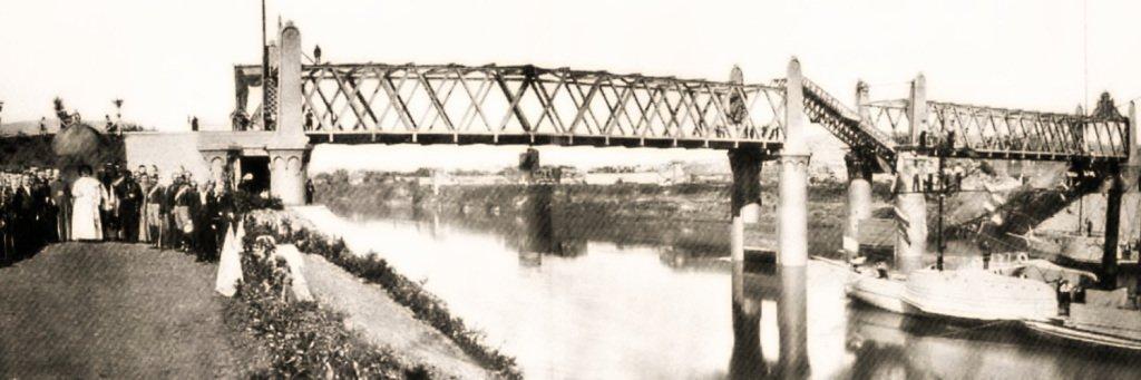 #24Settembre 1863… #Roma #AccaddeOggi, viene inaugurato il #Ponte dell'#Industria (o Ponte deFèro) https://almanaccodiroma.wordpress.com/2018/09/24/24settembre-1863-roma-accaddeoggi-viene-inaugurato-il-ponte-dellindustria-o-ponte-de-fero/  - Ukustom