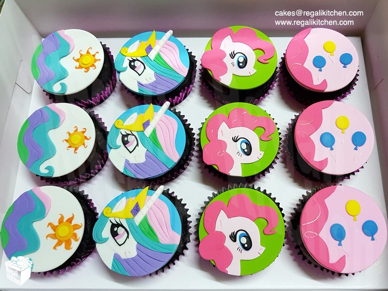 Excellent Cakes By The Regali Kitchen On Twitter Cupcakes Are Magic Birthday Cards Printable Opercafe Filternl