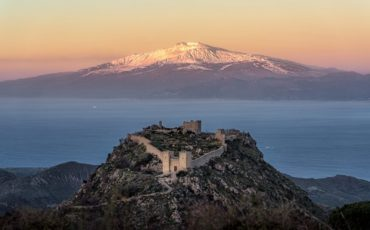 The Castle of Sant'Aniceto in Motta San Giovanni, Calabria via @KarenHaid  https://goo.gl/DFDCY5 #travel #calabria #italy #beautyfromitaly  - Ukustom
