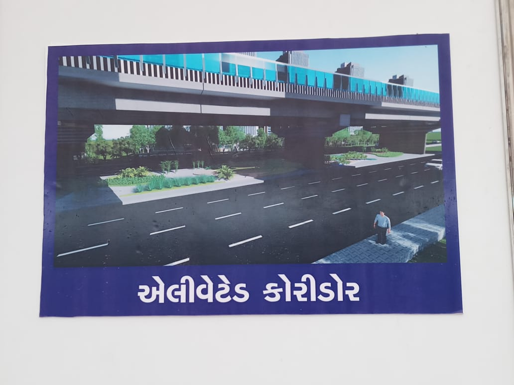 Foundation stone laid for 44 km 6-lane conversion of Sarkhej – Gandhinagar – Chiloda highway