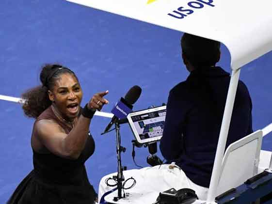 #SerenaWilliams keen to 'move on' from #USOpen row  READ: https://t.co/x4n7ZdkQOZ