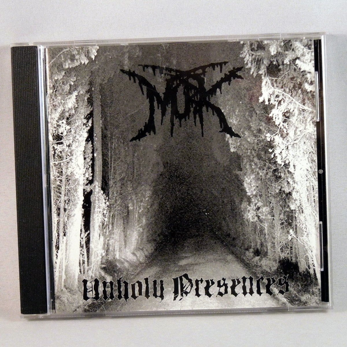 Check out MURK - Unholy Presences https://ebay.to/2wteS18  (CD No Colours Records) NEW #BlackMetal #ThrashMetal #UnholyPresences #BrandNew #cd #Murk #Italy #Band #NoColoursRecords  #New  http://www.versalcentre.com  | #VersalCentre #save #discount #sale #lowprice #niceprice #makeofferpic.twitter.com/9gleWW3Qgw