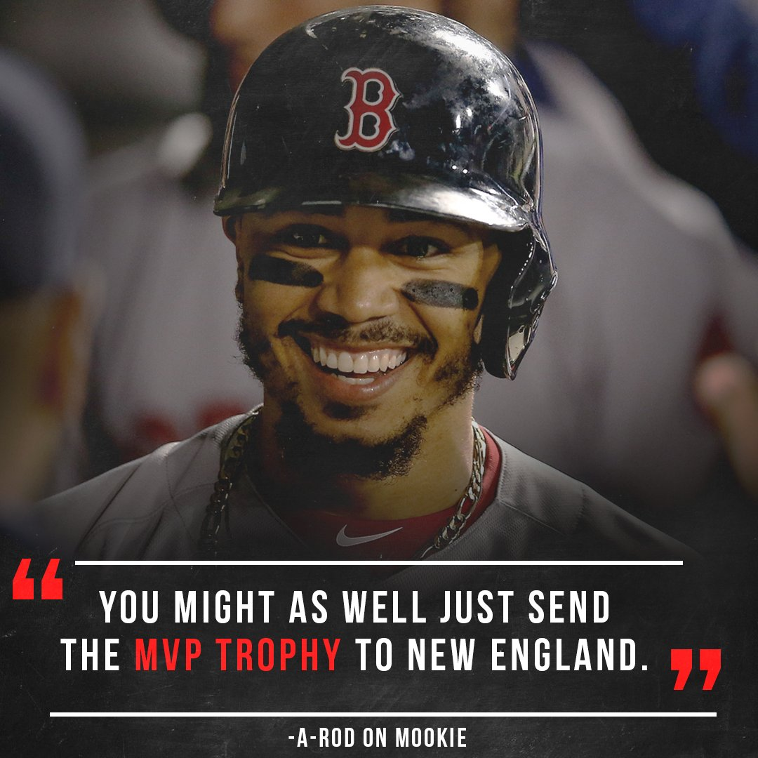 This could be the first time @redsox fans agree with @arod. ���� https://t.co/Cylq7AmG01