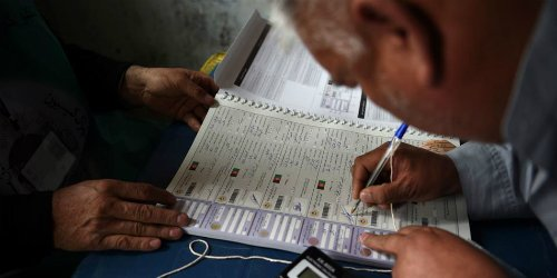 IEC Issues Voter Lists For 10 Provinces #Afghanistan https://t.co/LBxOsuS4rW