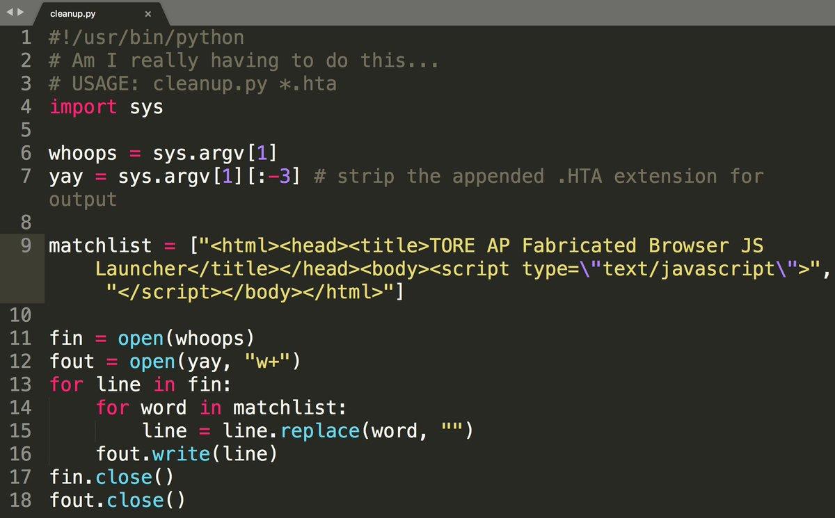 Run Sys Argv 1