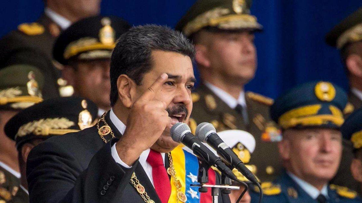 Venezuela, tentativo di attentato a Maduro: altri 3 arresti #venezuela https://t.co/VMIfWwJvx4