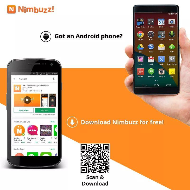 free chat rooms for android phones