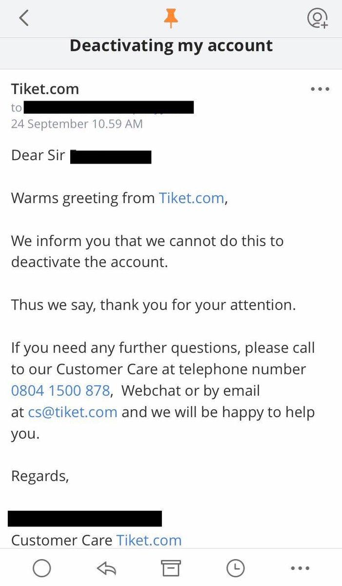 22+ Cara Menghapus Akun Tiket Com Terbaru