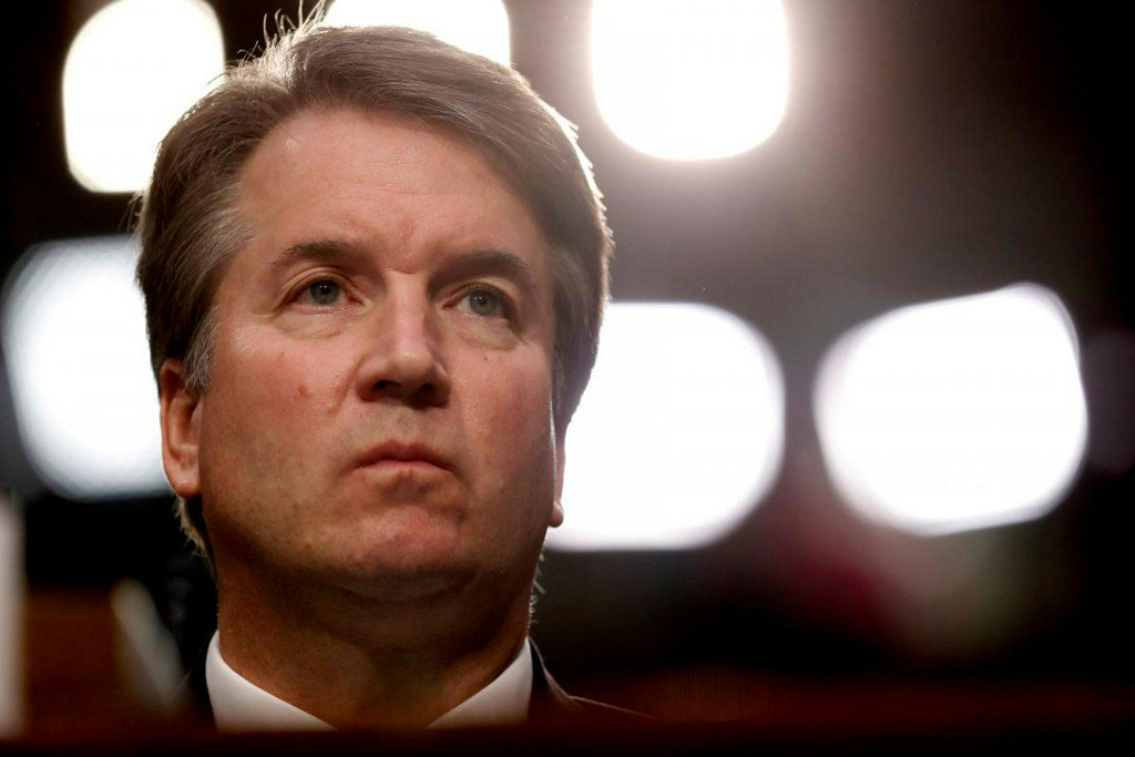 Testimony by Kavanaugh accuser set; new allegation surfaces https://t.co/gtwEBgTtEP https://t.co/IufGA79Qb3