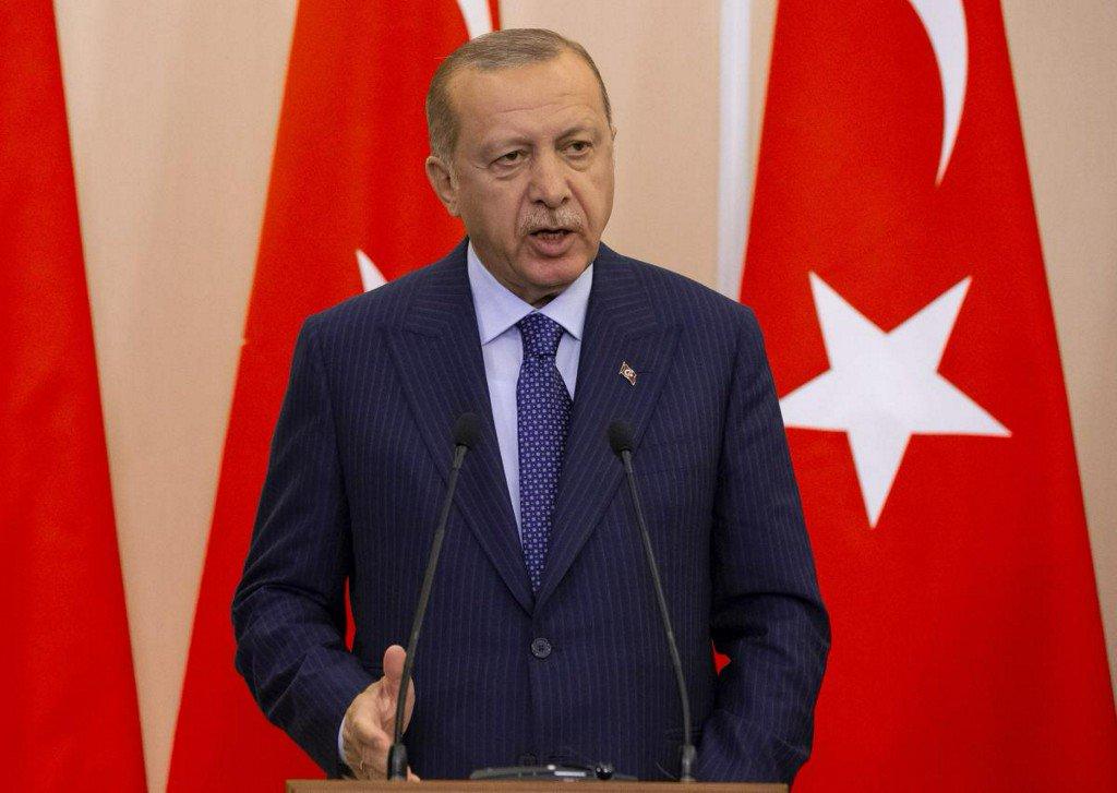 Turkey's Erdogan vows to impose secure zones east of Euphrates in Syria https://t.co/keFidjXecZ https://t.co/vsUhTfPDvB