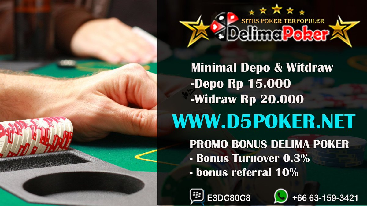 Sifa Ayara On Twitter Delimapoker Situs Poker Online Link Altif Delimapoker Www Delima77 Com Informasi Kontak Bbm E3dc80c8 Wa 66 63 159 3421 Asianpoker88 Asikqq Aslidomino Artisqq Aslibandar Https T Co Ilgttiq8bd