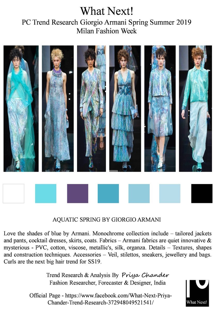 f50357757c5c ...  fashionweekSS19  designer  ArmaniSS19  summercoats  trousers   fashiontrends  fashionforecast  aquaticpic.twitter.com 9gHAojLmE9