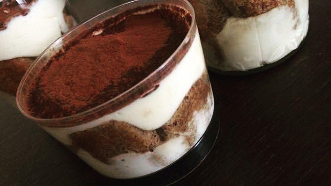 #lunedì è fondamentale avere il dolce per iniziare bene la settimana.. oggi #Tiramisù! #dolci #pasticceria #homemade  - Ukustom