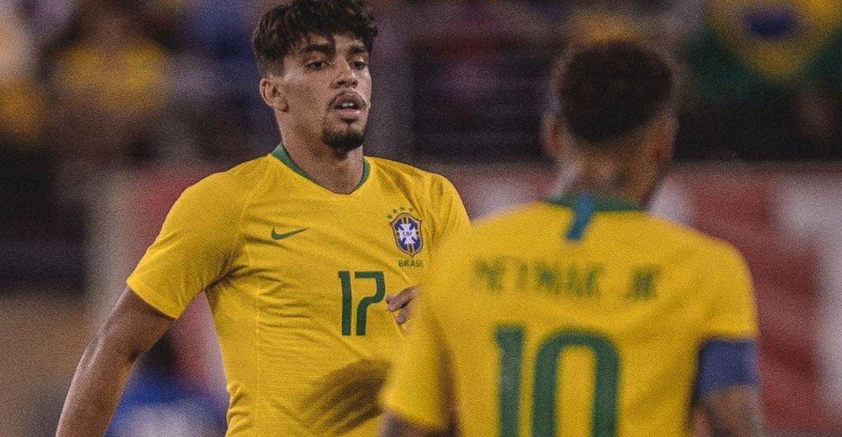 Neymar ajuda na lábia, e PSG aumenta flerte para contar com Lucas Paquetá a partir de janeiro https://t.co/ypkRf0bc2Z