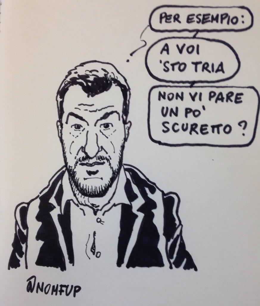 Sospetti #pupazzetti