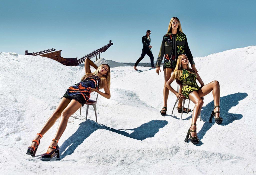 REPORT: Michael Kors to Acquire Versace in $2 Billion Deal. https://t.co/nZmv227vLJ