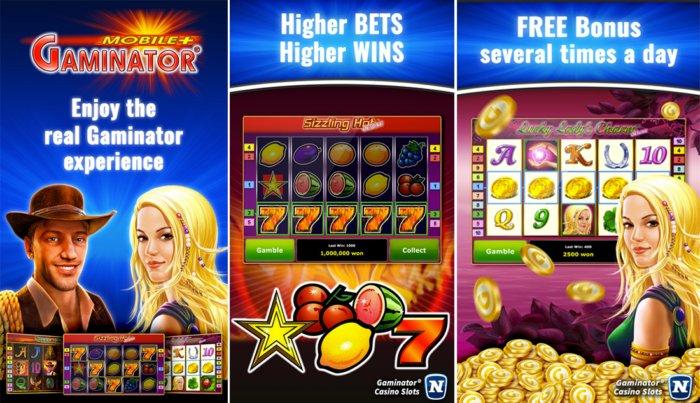онлайн казіно gaminator slots