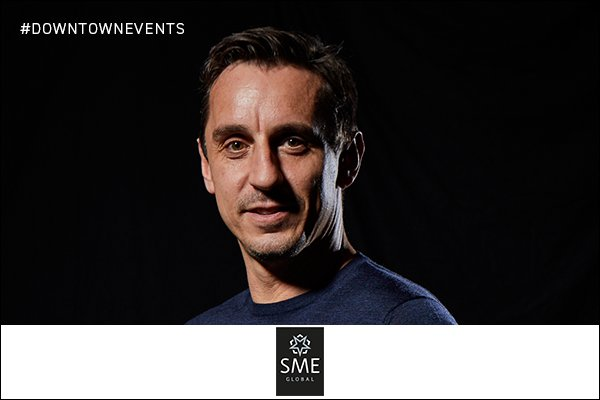 .@DIBManc will be In Conversation with Gary Neville looking at The Future of Education in association with SME Global, as part of our Disrupt or be Disrupted event series. RSVP today: buff.ly/2MU8HNQ