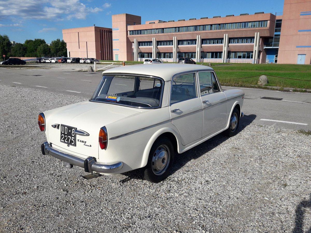 Buongiorno da una #Fiat 1100D parcheggiata all\