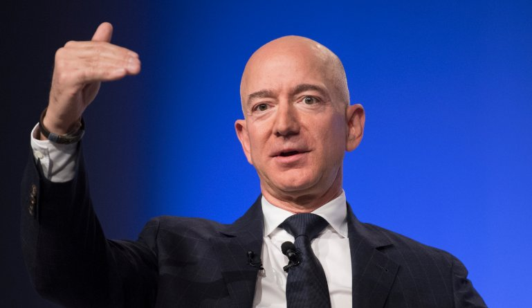 En un an, la fortune du patron d'Amazon a progressé de 7,7 millions par heure https://t.co/GBjmXgVCCX