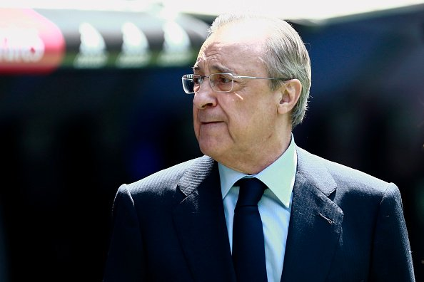 There could be trouble ahead.  Real Madrid's president has 'outright rejected' La Liga's plans to stage a game in the USA.  Full story: https://t.co/zTzaJmDNub