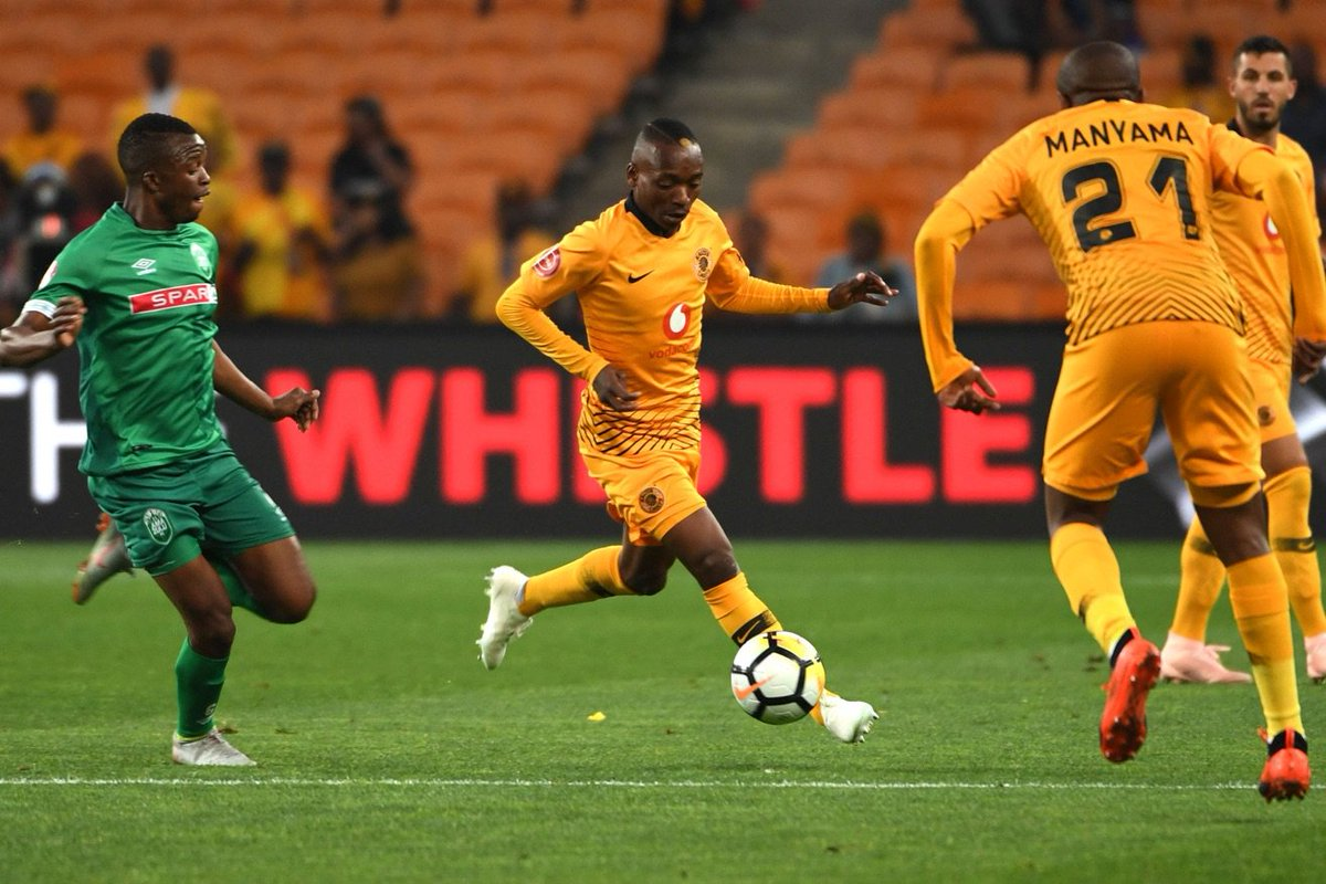 Giovanni Solinas says Khama Billiat is the Lionel Messi of Kaizer Chiefs