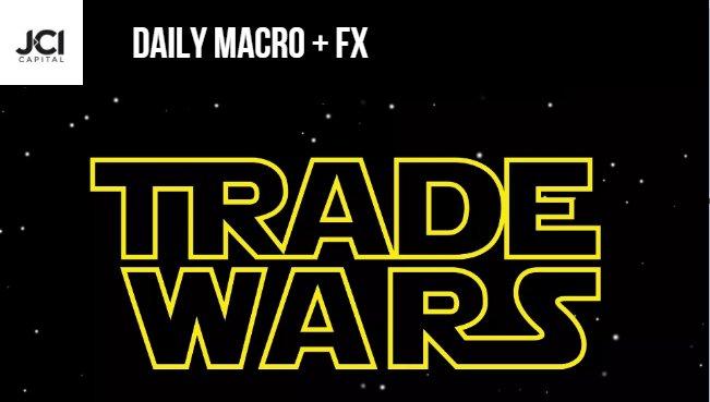 #TradeWar - La risposta del #mercato alla nuova ondata di tariffeimposte dalla #CasaBianca su 200 bio di importazioni dalla #Cina è stata indubbiamente benigna. Leggi cosa ne pensa @ParisDakar00 https://bit.ly/2N0oJRv  - Ukustom