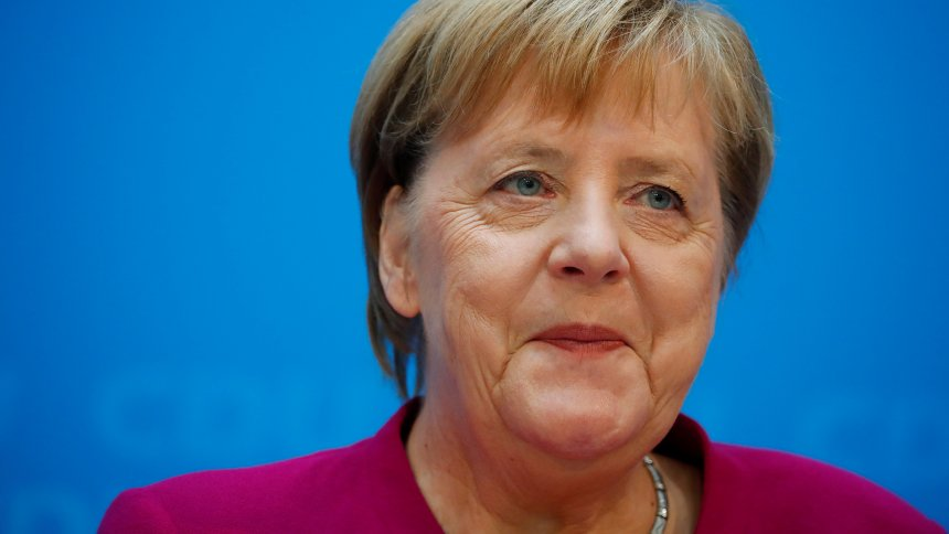 Umstrittene Personalie: Merkel bedauert Fehler im Fall Maaßen https://t.co/rovXyg2W35