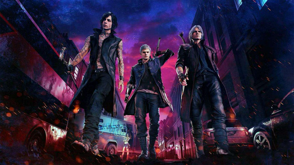 Devil May Cry 5 will let you spend real money to upgrade characters https://t.co/uO3KvERQ9I