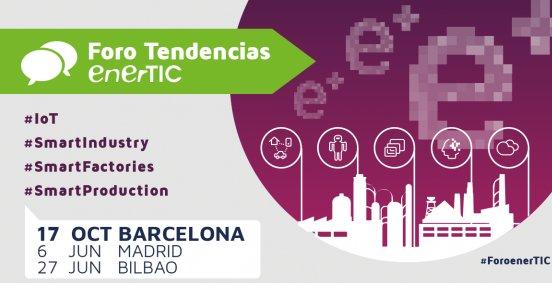 El 17 de octubre estamos en la Feria #IoT de Barcelona. Te presentaremos nuestra...