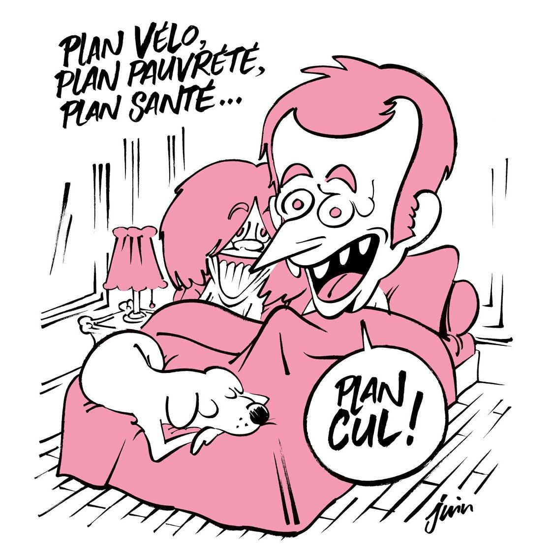 #PlanVelo Latest News Trends Updates Images - Charlie_Hebdo_