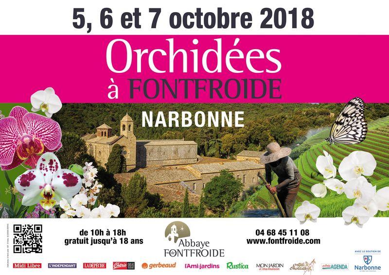 #JeuConcours Gagnez votre place pour le XIIème Festival des Orchidées 🌸 à...
