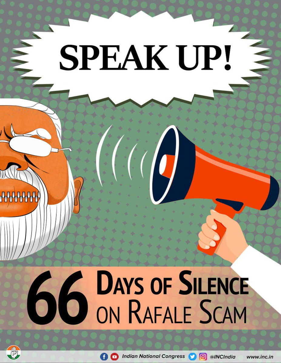 #DaroMat PM Modi, the truth will 'set you free'. #ChorPMChupHai