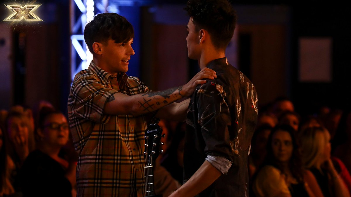 Check out some behind the scenes pics 📸 from this weekend's #XFactor https://t.co/umGsNasG3I