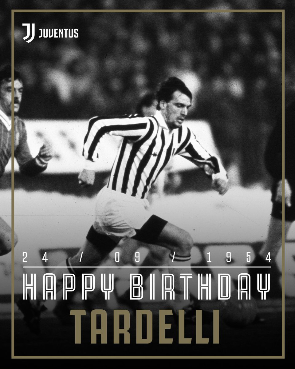 Buon Compleanno A Un Campione Bianconero Tanti Auguri Marco