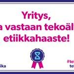 Image for the Tweet beginning: Miten yritykset voivat soveltaa #tekoäly'ä